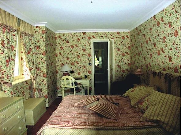 Chambre romantique 1