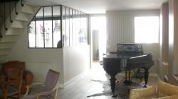 Salon / Escalier Apres travaux