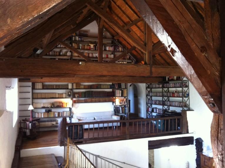 Salon maison de campagne Houdan